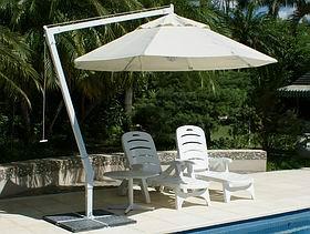 Sombrillas parasoles toldos pergolas el maiten - Sombrillas y parasoles ...
