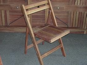 silla eco plegable